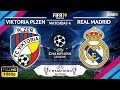 Viktoria Plzen vs Real Madrid 0-5 | Champions League 2018/19 | Matchday 4 | 07/11/2018 | FIFA 19