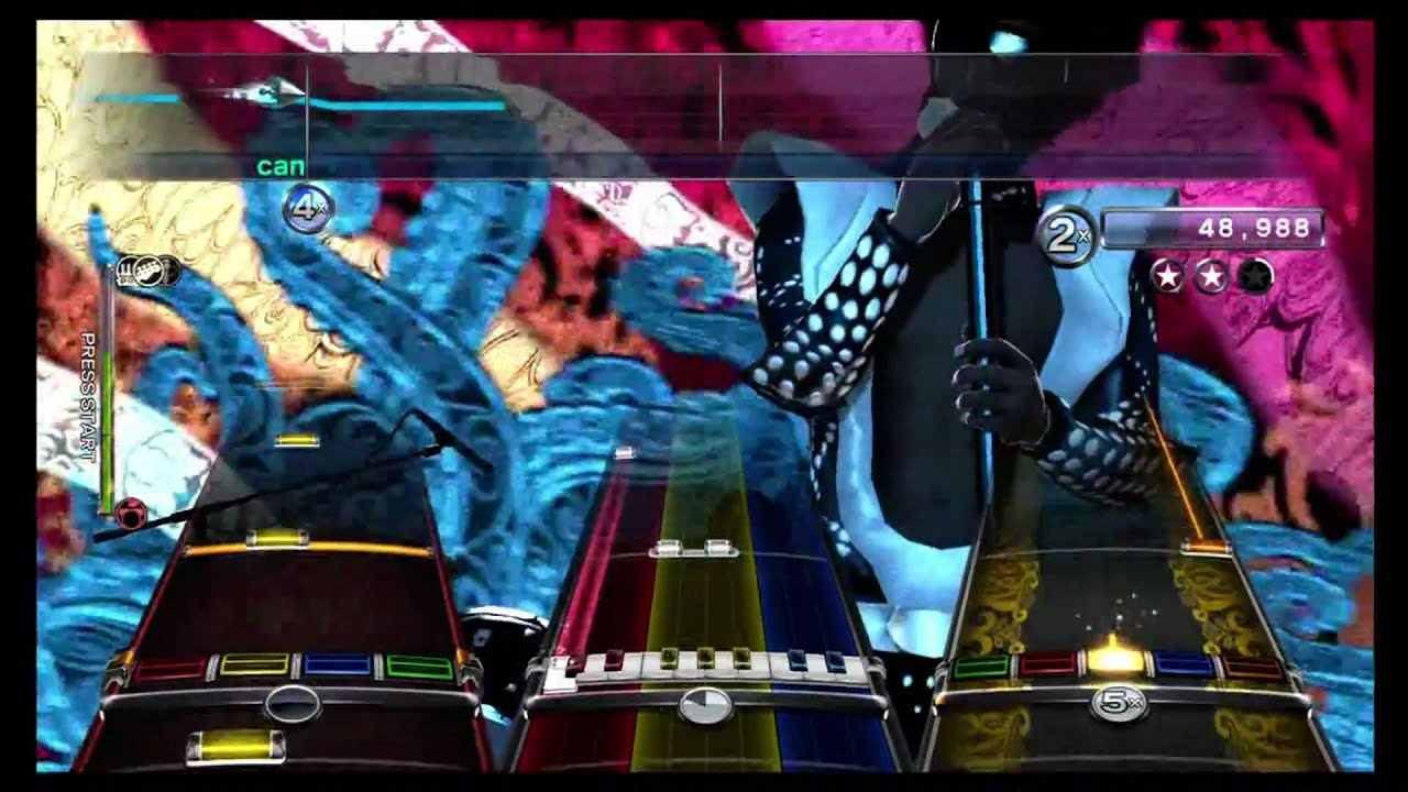 how to sing on rock band 4