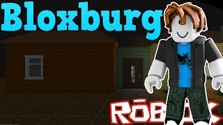 BUILDING ON THE HOUSE!? Bloxburg English Roblox #2