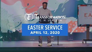 Transformation Church | Easter | We Shall Rise | Service