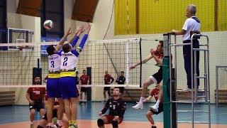 SPS Volley Ostrołęka - Olymp Błonie