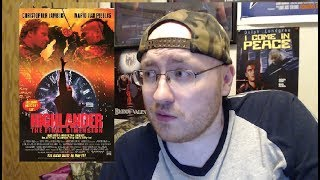 Highlander III: The Final Dimension (1994) Movie Review
