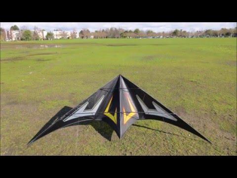 Mind Trick Sport Kite from Sky Sport Design