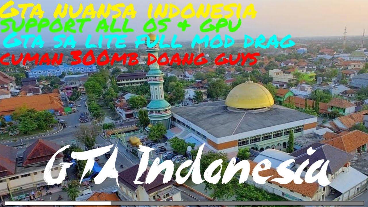440+ Mod Mobil Indonesia Gta Sa Pc Gratis Terbaik
