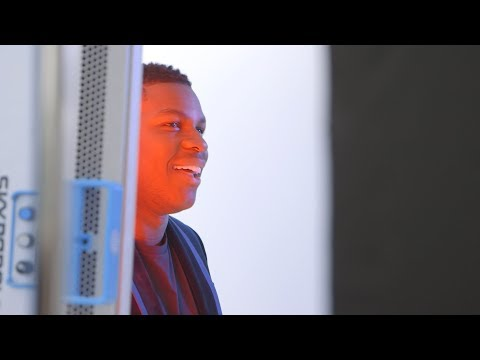 Download Youtube: John Boyega on Rian Johnson's 'Star Wars' playlist - 'Uncovered' - Variety Cover Shoot