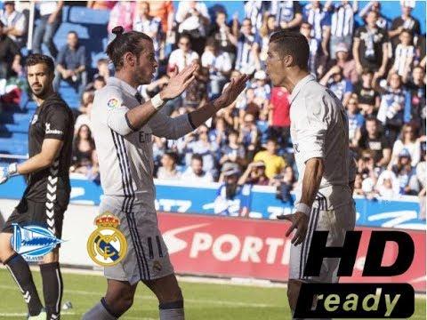 Alavés vs Real Madrid en vivo 23/09/2017