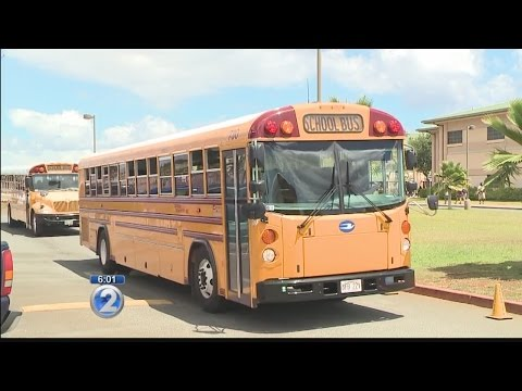 School bus safety issues under scrutiny in Hawaii after Tennessee tragedy