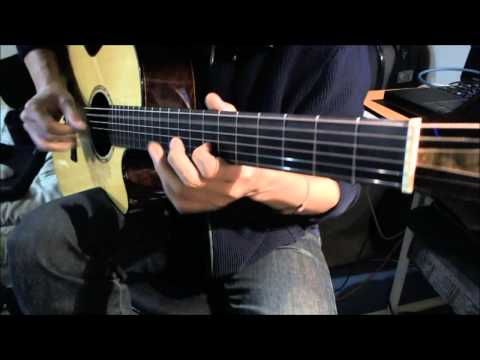 South Wind-Trad. arr. by John Renbourn (cover)