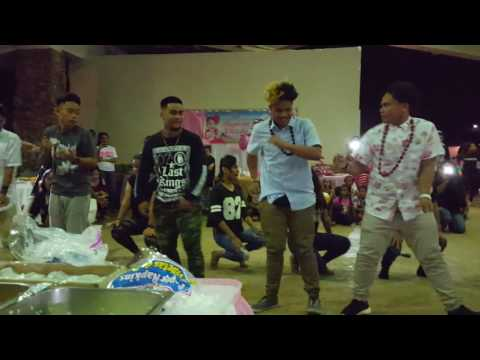 BG dncers (nov 19, 2016) mangilao mayors office . Guam