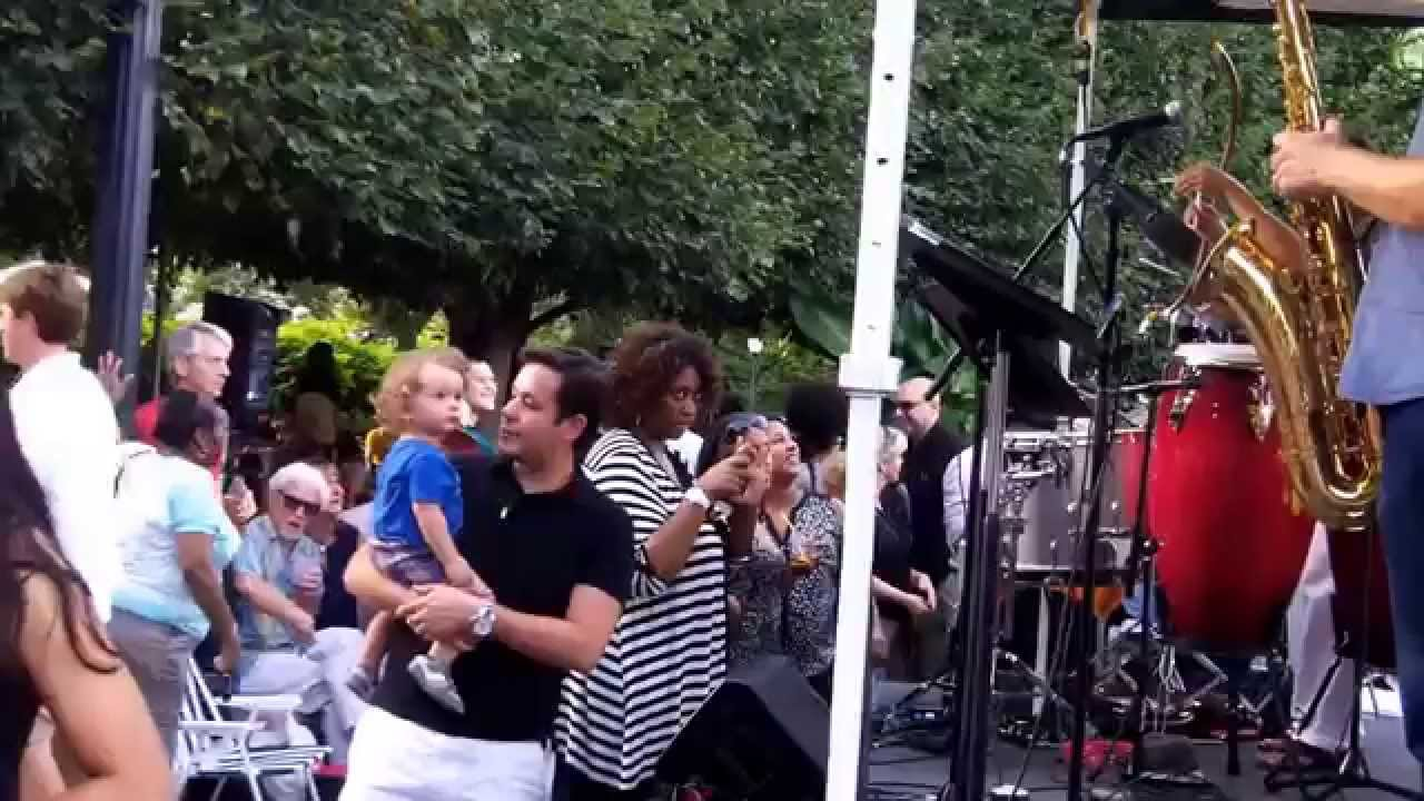 Origem Brazilian Jazz At The Sculpture Garden Washington Dc 14 8 2015 Youtube