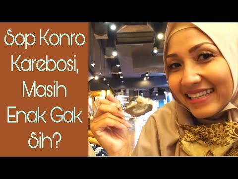 Sop Konro Karebosi, Masih Enak Gak Sih?   Street Food