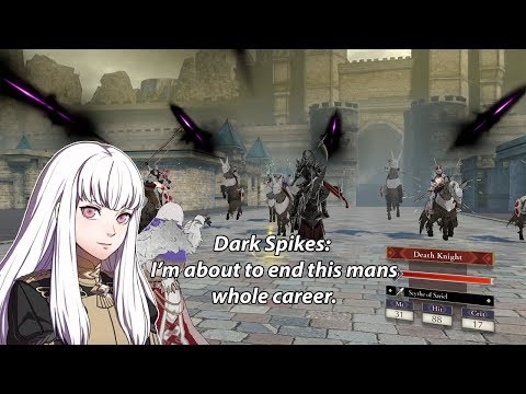 Lysithea Ends The Death Knight