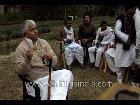 Lalu Prasad Yadav ch