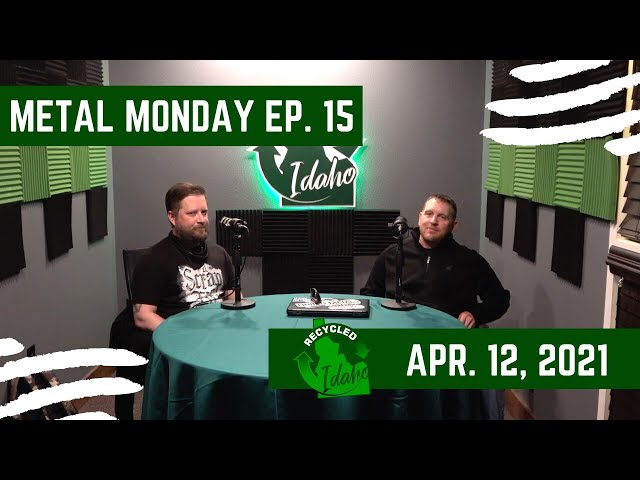 Metal Monday #15 with Nick and Brett