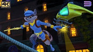 RPCS3 PS3 Emulator - Sly Cooper: Thieves in Time Ingame / Gameplay! VULKAN (8f314c51)