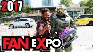 FAN EXPO 2017 - Toronto