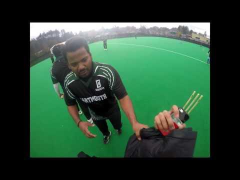 UMass Lowell at Dartmouth Cricket Game Nov 6, 2016
