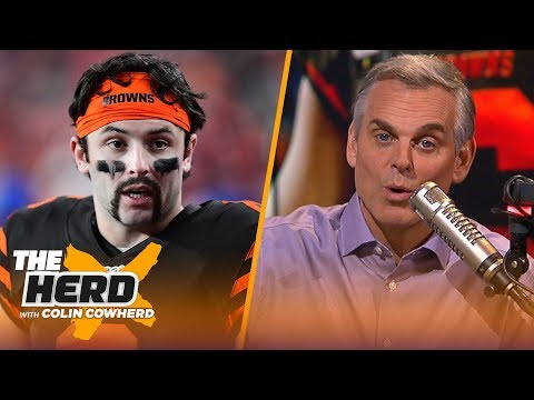 Colin Cowherd plays the 3-Word Game after NFL Week 9 | NFL | THE HERD
