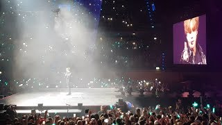 KBS Music Bank Berlin - TaeMin from SHINee - Press Your Number - Fancam