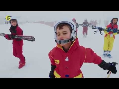 Skiing in China: Chengdu Xiling Snow Mountain