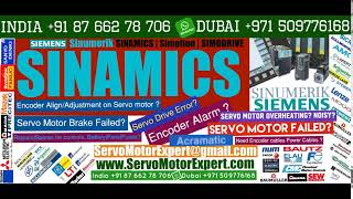 SIEMENS SINAMICS Electrical Overload Servo Motor, heidenhain encoder supplier in india, Sick