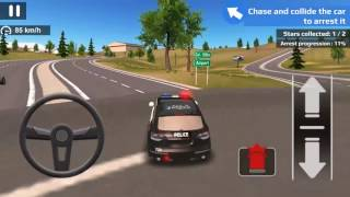 Police Car Driving Offroad | Android gameplay