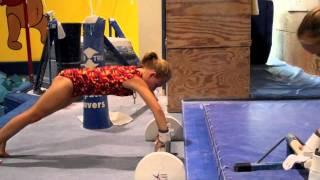 Floor Bar Drill - Tony Retrosi Lecture Video