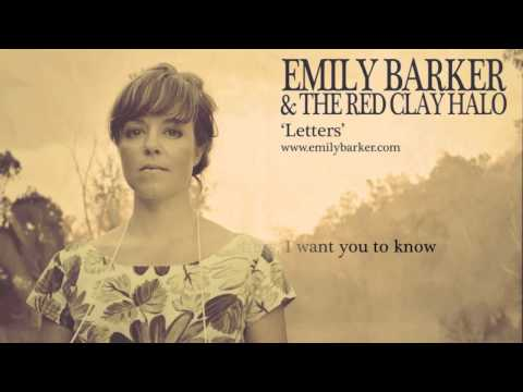Emily Barker & The Red Clay Halo - Letters (Lyric Video)