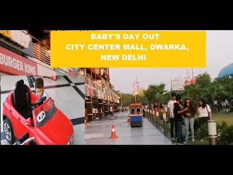 Baby's Day Out - City Center Mall, Dwarka, New Delhi - YouTube
