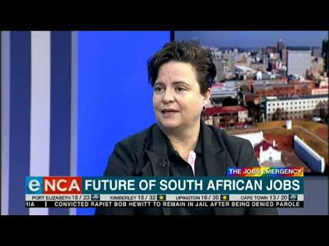 Future on South African jobs