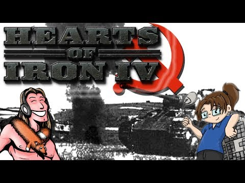 Hearts of Iron IV - Communist Party...with Quill18! - Part 8