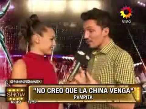 Cómo reaccionó Pampita cuando se enteró que la China Suárez fue convocada a ShowMatch