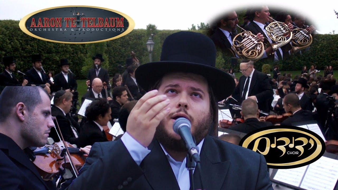 "Levy Falkowitz, Yedidim ""V'al Kulam/Sha'arei Demaos"" Aaron Teitelbaum Production לוי פולקוביץ ידידים"