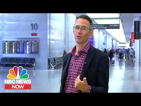 San Francisco Airport Bans Single-Use Plastic Bottles | NBC News Now