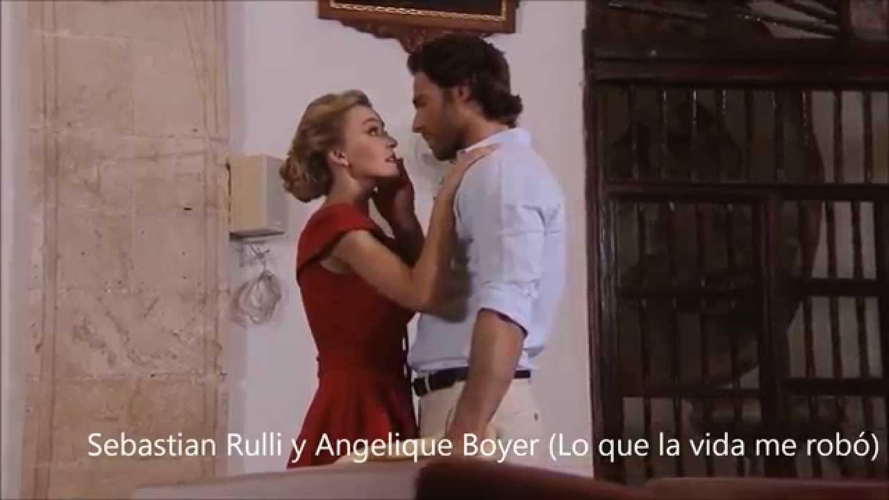 Nominados Mejor Pareja Protagonica 2014  Angelique Boyer y Sebastian Rulli Lo que la vida me