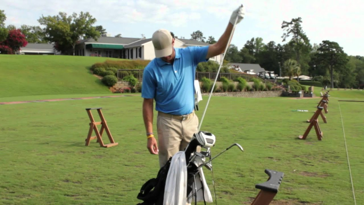 Video your golf swing with CamCaddyPro