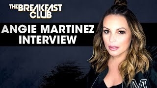 Angie Martinez Talks Hall Of Fame Nom, Puerto Rico + Drake & Pusha Beef