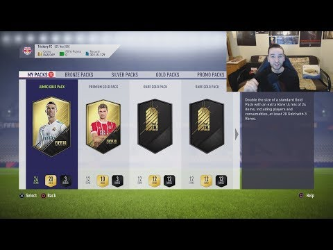 FIFA 18 - ALL BLACK FRIDAY SBCs COMPLETED!!!