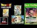 Christian's R/G Gotenks deck Profile Dragon Ball Super Card Game!