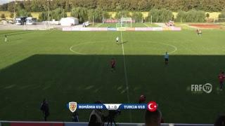 România U16 – Turcia U16