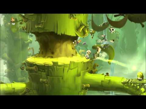 Gameplay - Rayman Legends Challenge