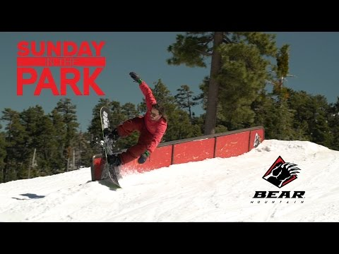 Sunday in the Park 2017: Episode 13   TransWorld SNOWboarding