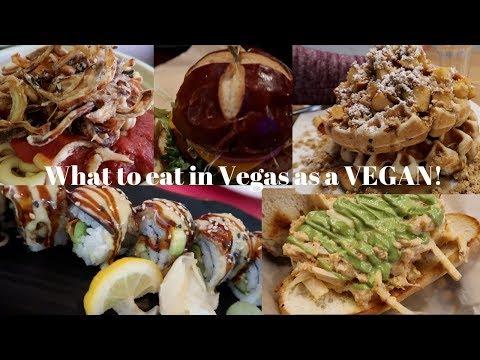 What I Ate In Las Vegas | Vegan Edition