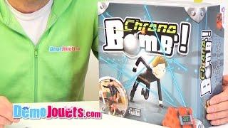 JEU - Chrono Bomb Dujardin tf1 - Démo Jouets