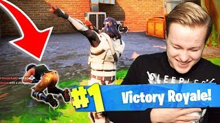TOTALE VERNEDERING!! 😂 - Fortnite Battle Royale (Nederlands)