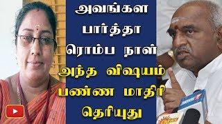 அவங்க ரொம்ப நாளா பண்றாங்க - சரியாக சொன்ன பொன்னர் - Nirmala Devi | Pon Radhakrishnan | Madurai