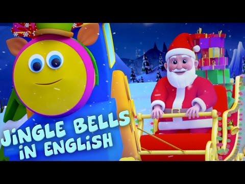 Bob Train tinir Sinos | canção do natal | Music For Babies | Kids Song | Bob Train | Jingle Bell