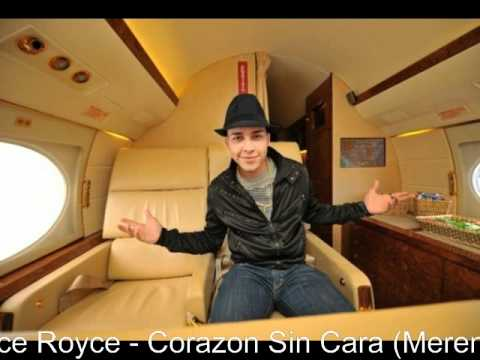 Prince Royce - Corazon Sin Cara (Merengue Version 2011).avi