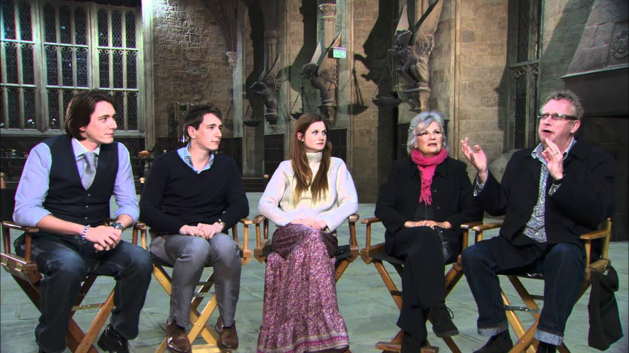 Sugarscape Catch Up With Some Of The Weasley Family To ...