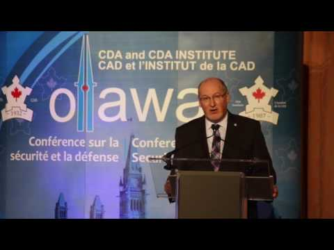 2016 CDA and CDA Institute Ottawa Conference on Security and Defence